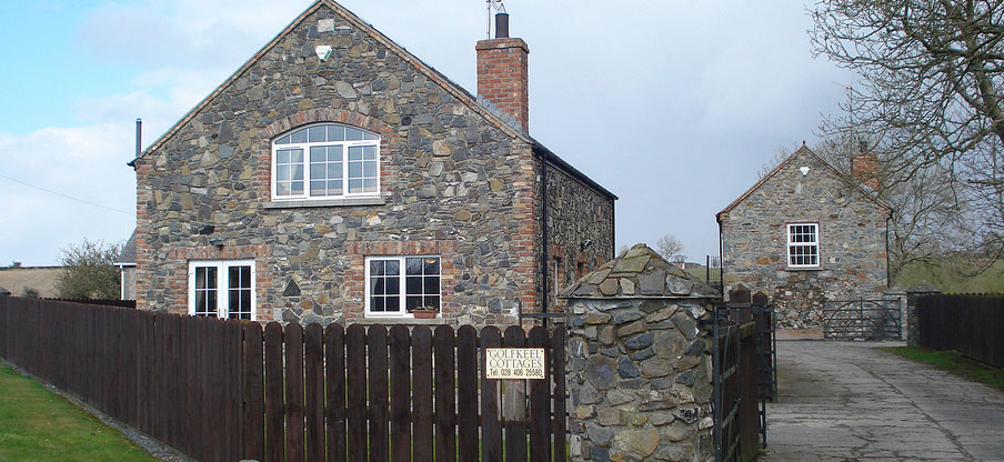 Self Catering Cottages, County Down, Northern Ireland