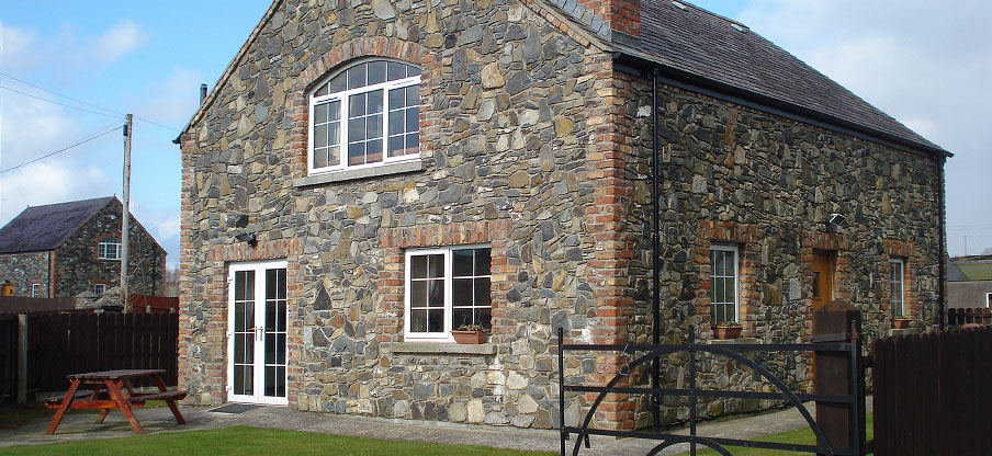 Dovedale Cottage Golfkeel- Self Catering Cottages, County Down, Northern Ireland