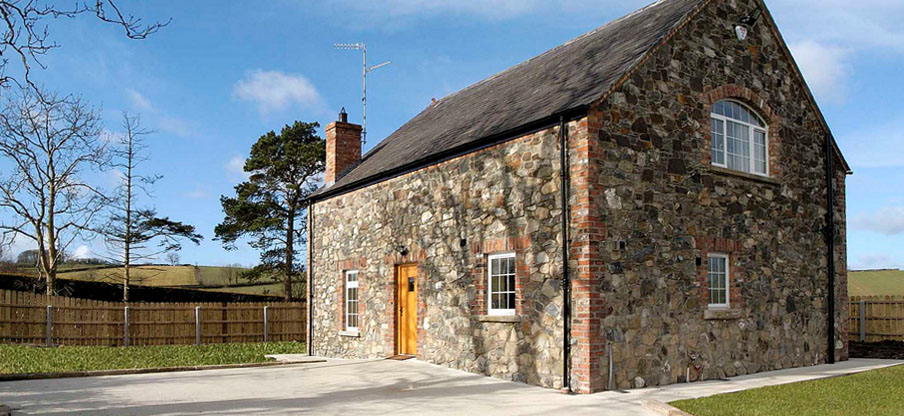 The loft Cottage Golfkeel- Self Catering Cottages, County Down, Northern Ireland