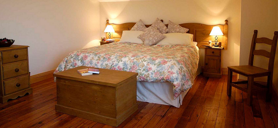 Self Catering Cottages, located between Dublin and Belfast